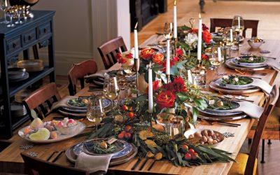 Fall Table Tops That Set the Mood:  How To Do It Yourself